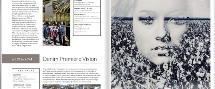 PRIME on Sportswear International Tradeshow Supplement