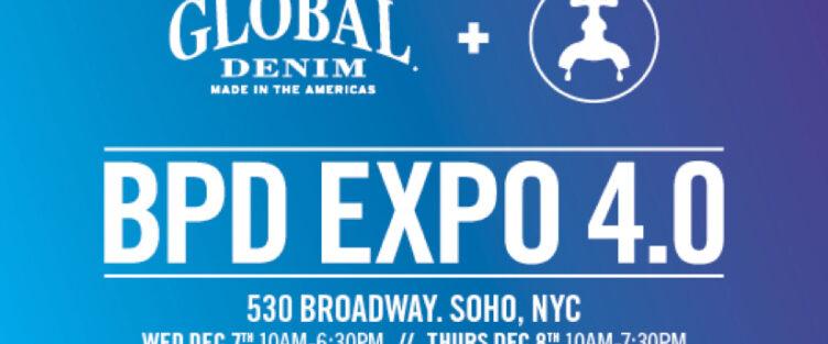 Global Denim / Global Prime Regresa a BPD Expo 4.0 en la ciudad de Nueva York