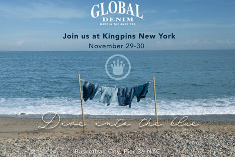 Global Denim® at Kingpins Show for Spring/Summer 19-20